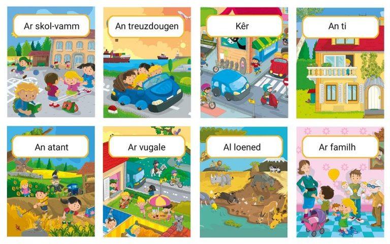 Une application pour apprendre le breton (ou d'autres langues) en famille