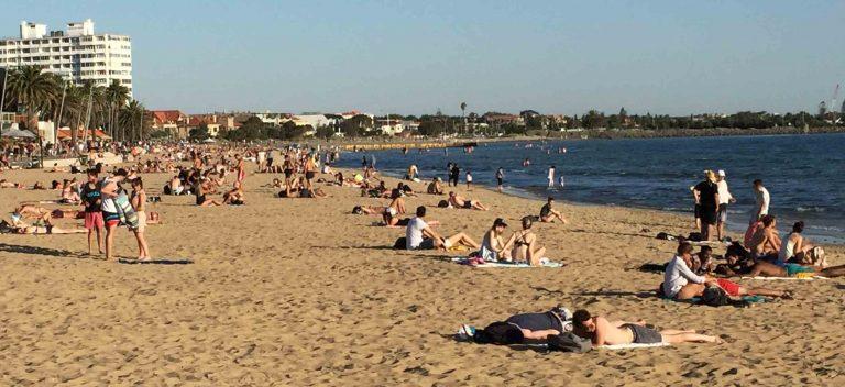 Australie. 200 jeunes Africains terrorisent une plage de Melbourne