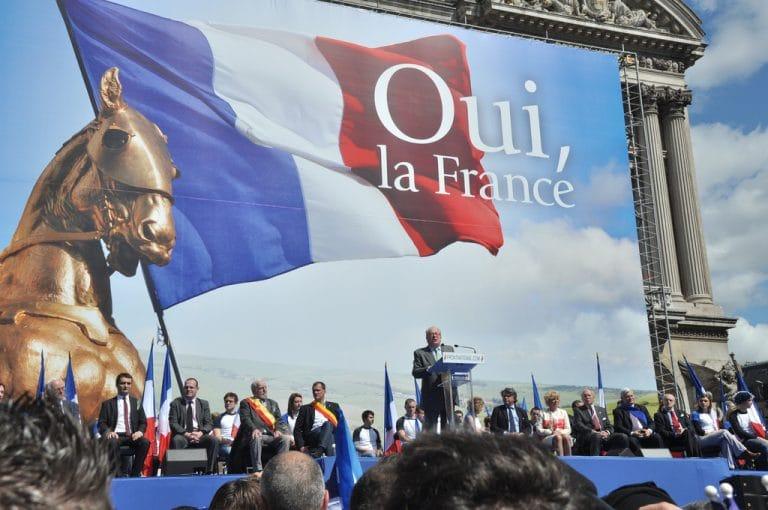 Union FN – Debout la France aux municipales 2020: «pas sans accord de programme national» pour Gaël Bourdeau (DLF)