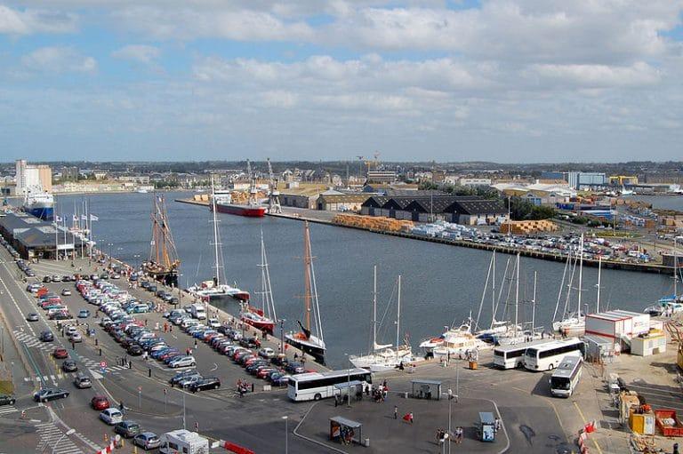 Saint-Malo. Malgré les ambitions de la CCI, le port restera à la traîne