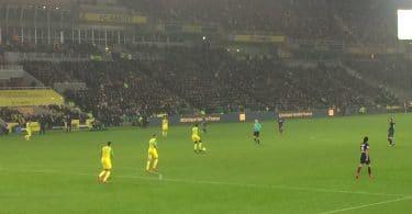 FC Nantes PSG Tony Chapron