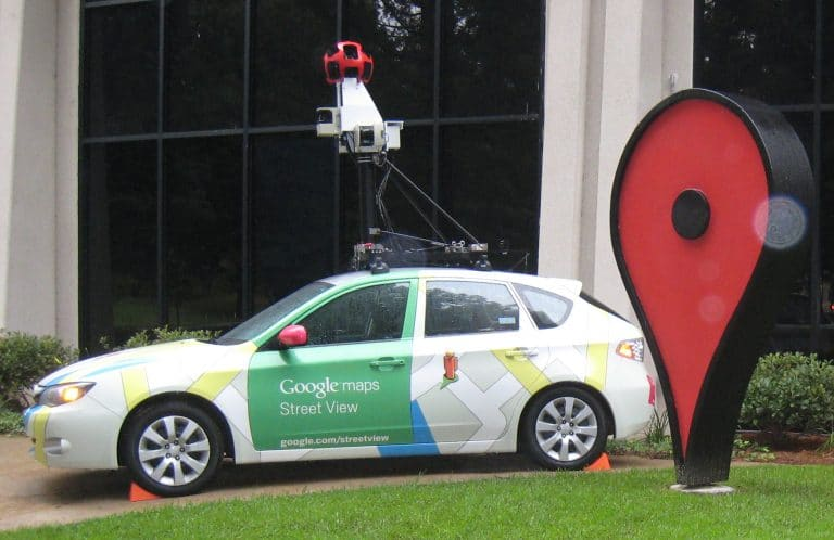 Google Street View sait pour qui votent les Américains !