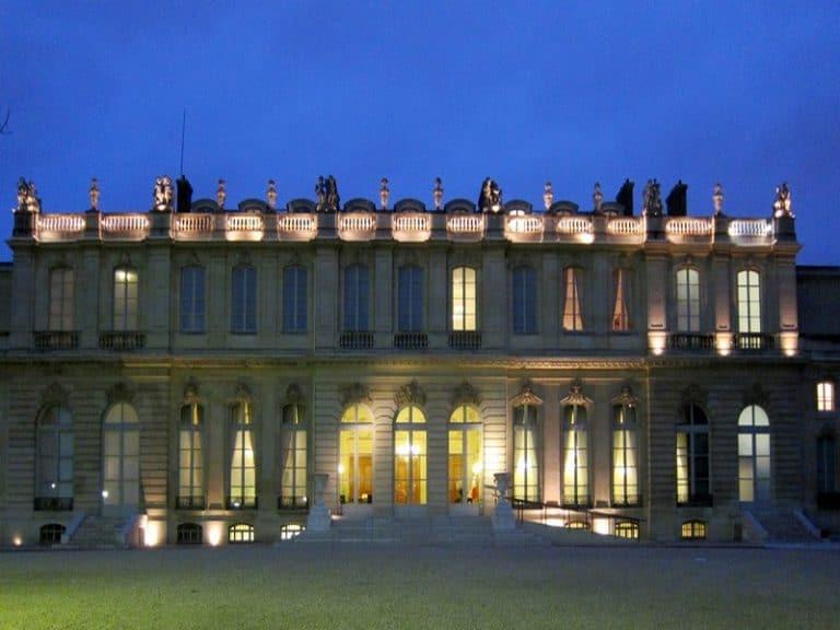 Hôtel de Lassay : François de Rugy doit trouver la place (très) bonne