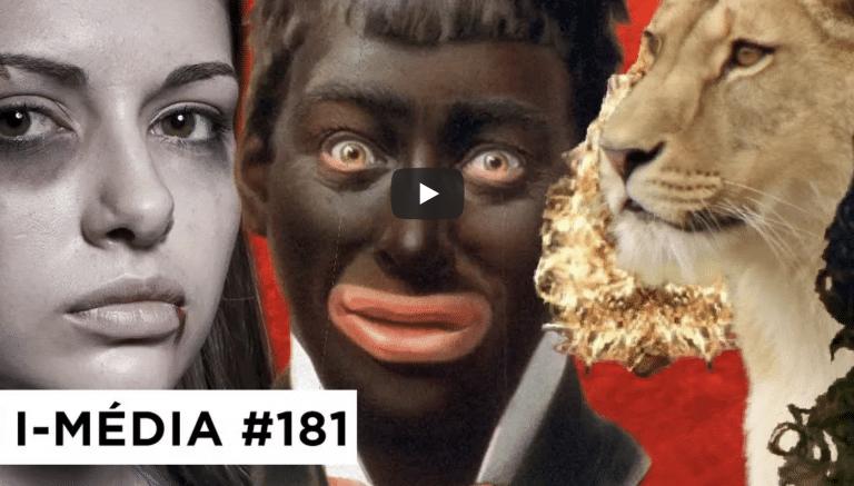 I-Média 181 : Tex, blackface, Miss France, les médias ne sont plus Charlie