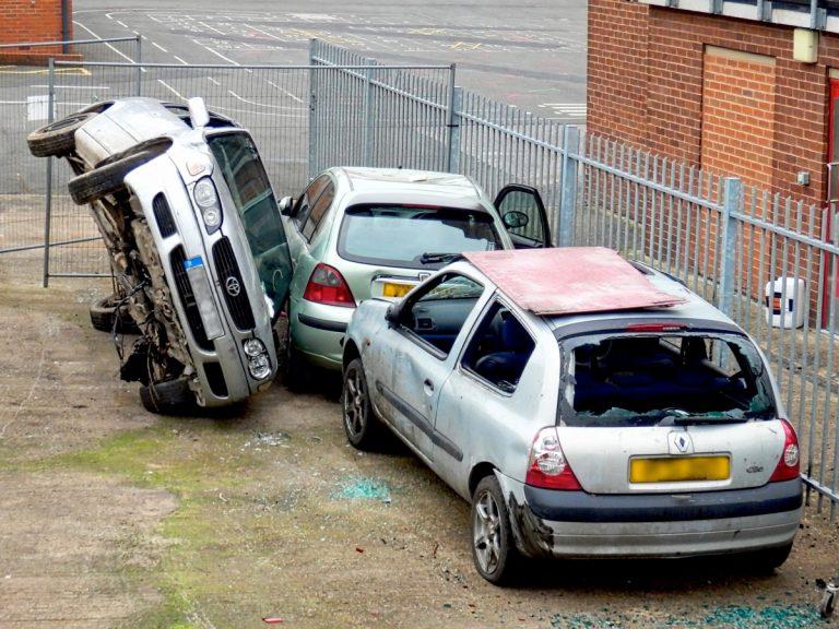 Faites racheter votre véhicule hors service par un professionnel