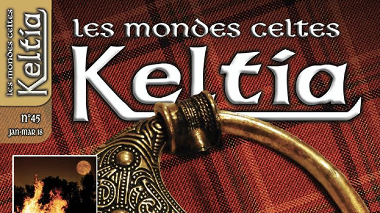 Keltia, les mondes celtes : la fibule, marqueur culturel des Celtes