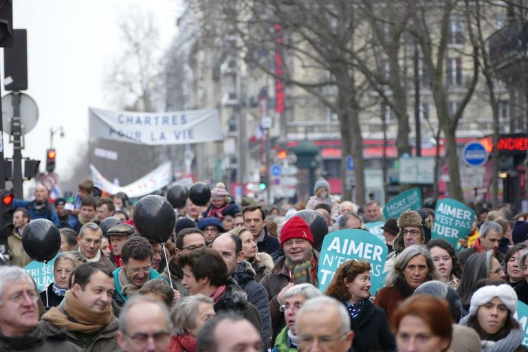 Des Bretons vont se rendre à la Marche pour la Vie, dimanche 21 janvier