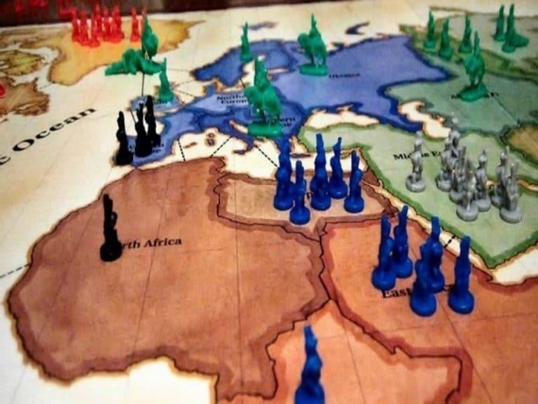 Les nœuds gordiens de la géopolitique post-occidentale, recensés en quelques cartes