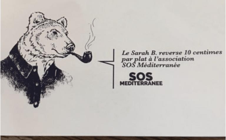 La Roche Bernard (56). Le restaurant « le Sarah B » financerait le sauvetage et l'arrivée de migrants en Europe