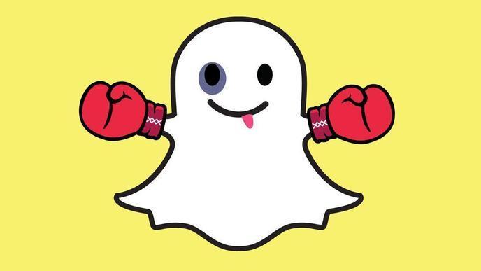 Une sénatrice (LR) veut contrôler et surveiller Snapchat