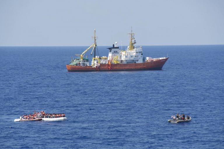 SOS Méditerranée:« Pas là pour juger de la volonté des peuples à accueillir ou non ces personnes » [Interview]