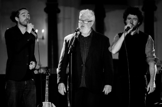 McDonnell Trio, Dan ar braz, Hugues Aufray, chants orthodoxes, Robert Tarenzi Trio : les concerts de la semaine en Bretagne