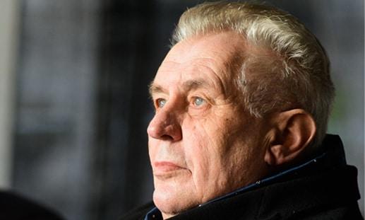 Zeman réélu président, la République tchèque en voie de stabilisation politique ?
