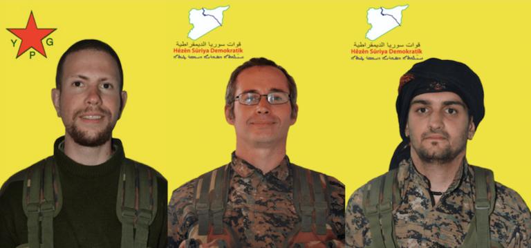 Syrie. Un combattant breton des YPG tué à Afrin.