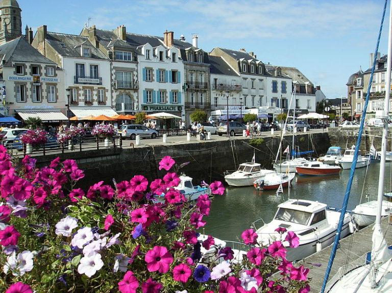 Une année touristique record pour la Bretagne en 2017