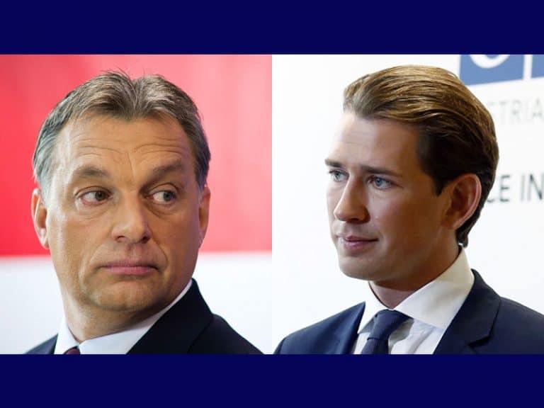 Rencontre Kurz-Orbán. « Être reconnaissants envers la Hongrie »