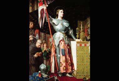 Jeanne d'Arc Identité Européenne
