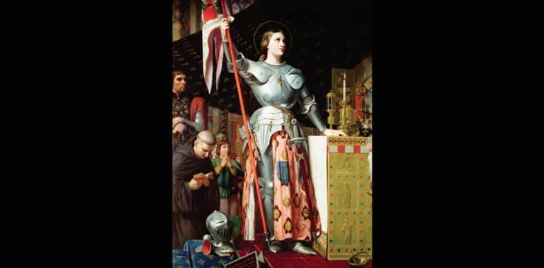 Jeanne d'Arc métisse : l'identité européenne n'est pas négociable ! [Tribune libre]