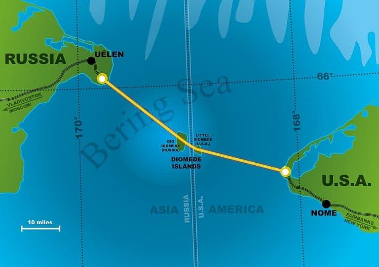 Transport maritime. Russie et États-Unis vont collaborer en mer de Béring