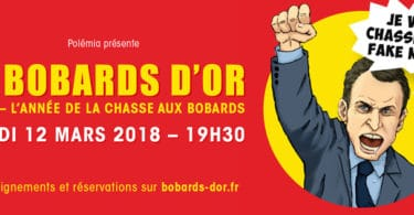 Bobards d'Or Votes ouverts