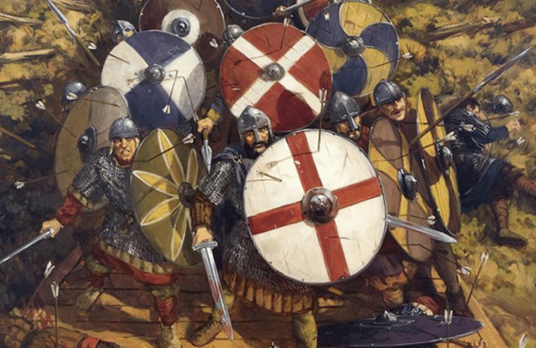 Breizh, Histoire de la Bretagne, tome 4 : les Hommes du Nord