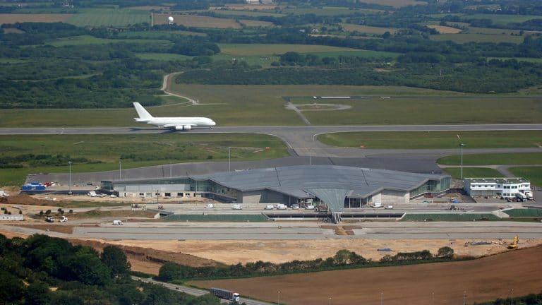Aéroports de Brest et Quimper. Les rotations vers Londres et la Corse reprennent