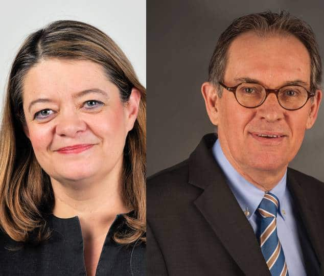 Élections européennes. Fin de partie pour Isabelle Thomas (PS) et Alain cadec (LR)