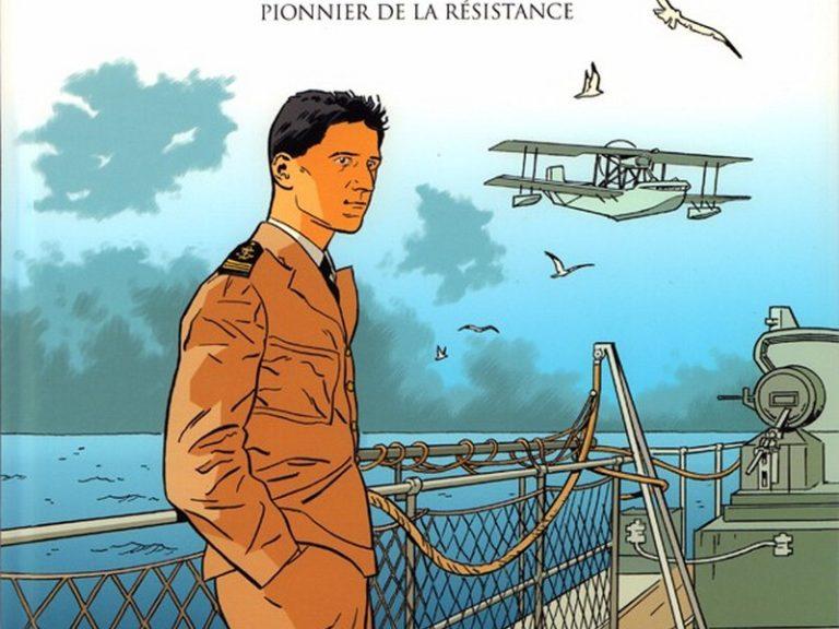 Honoré d'Estienne d'Orves, résistant de la première heure (bande dessinée)
