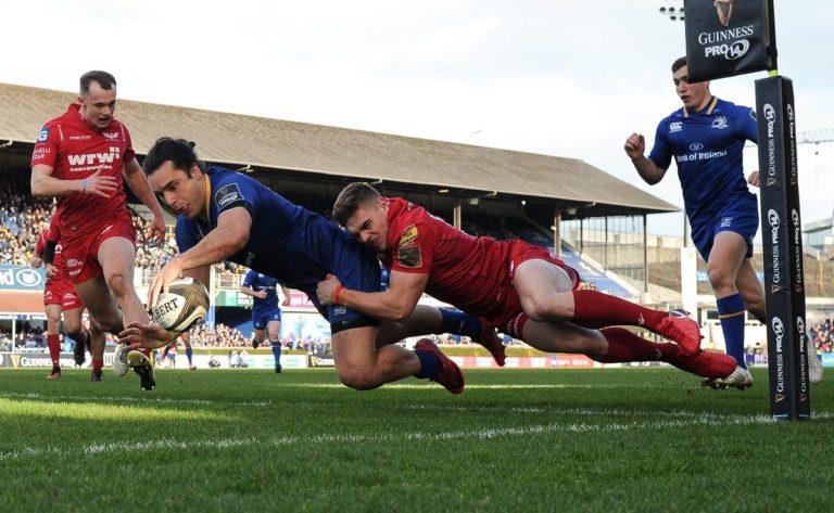 Pro 14 rugby : Glasgow et le Leinster enchainent, les Italiens épatent.