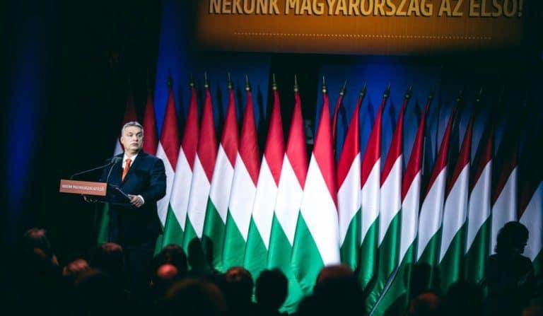 Hongrie. Viktor Orbán : « partout le sujet est le même : forcer l'acceptation de l'immigration et de la migration. Mais ils ne réussiront pas.»