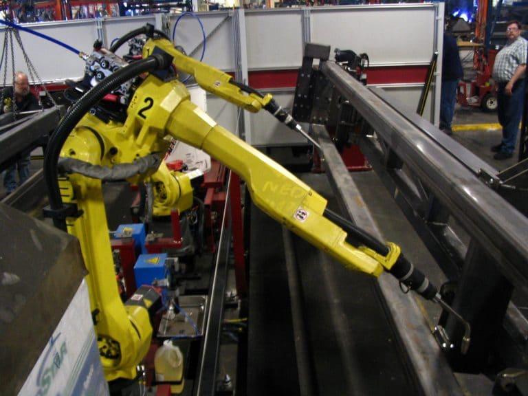 La robotisation s'intensifie au niveau mondial