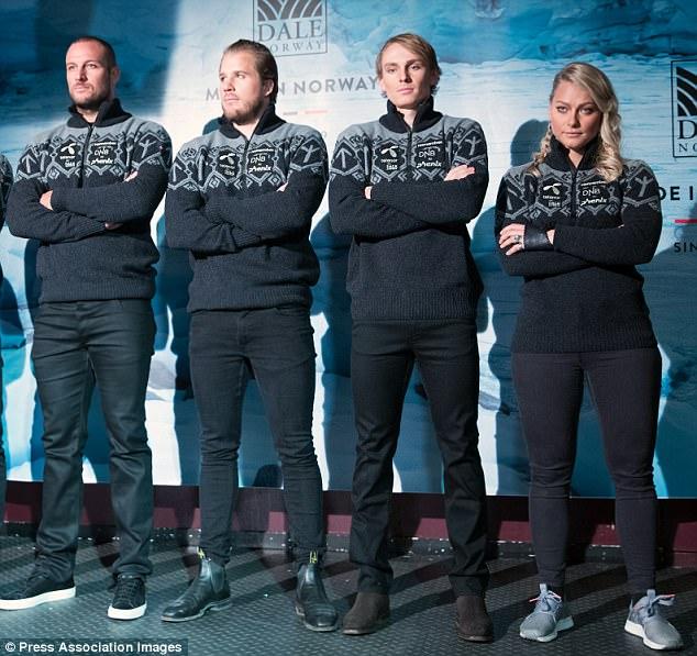 JO 2018: des symboles nazis repérés sur la tenue des Norvégiens