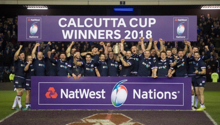 Rugby. Tournoi des 6 nations : L'Ecosse et l'Irlande brillent, la France et l'Italie en deuxième division