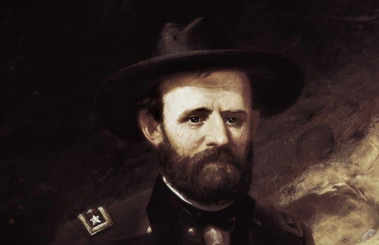 Livre. Ulysses S. Grant, par Vincent Bernard