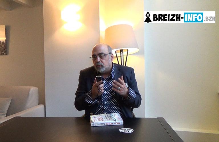 D'Adolf Hitler à BFMTV : l'interview sans filtre de Pierre Jovanovic [Vidéo]