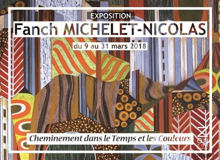 Brest. L'artiste breton Fañch Michelet-Nicolas à l'honneur du 9 au 28 mars