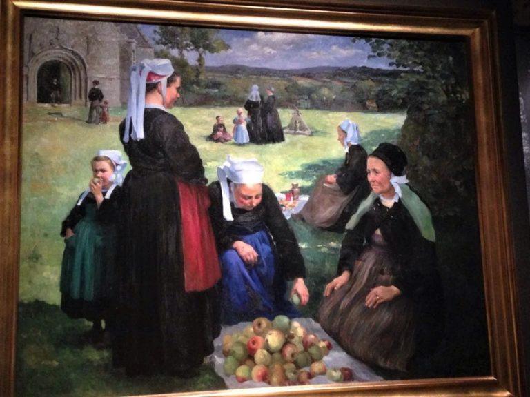 Le Faouët. Regard(s) : Jeanne-Marie Barbey (1876-1960)