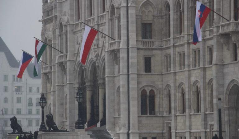 À Budapest, le V4 réitère son désir d'une autre Europe