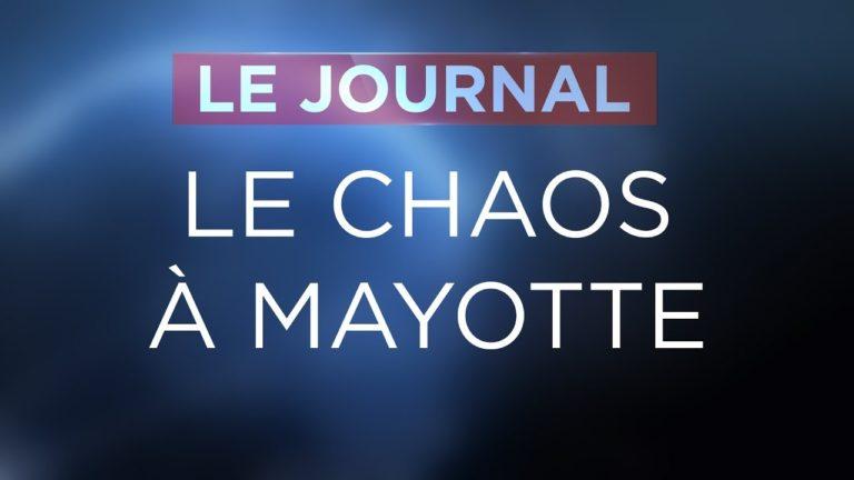 Mayotte : le chaos social et identitaire (JTTVL)