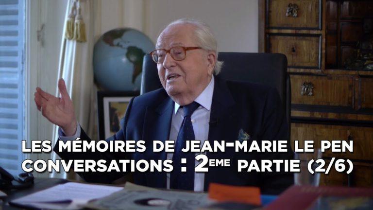 Jean-Marie Le Pen, le député para (Un destin Français, 2ème partie)