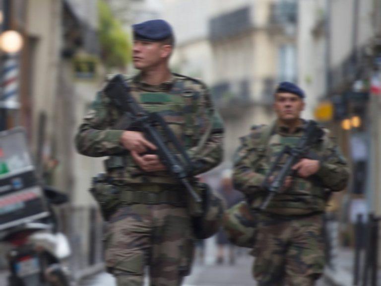 Nantes.Un Rwandais insulte des militaires place du Bouffay