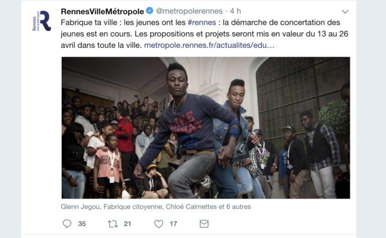 Rennes. « Fabrique ta ville » : sans les Blancs ?