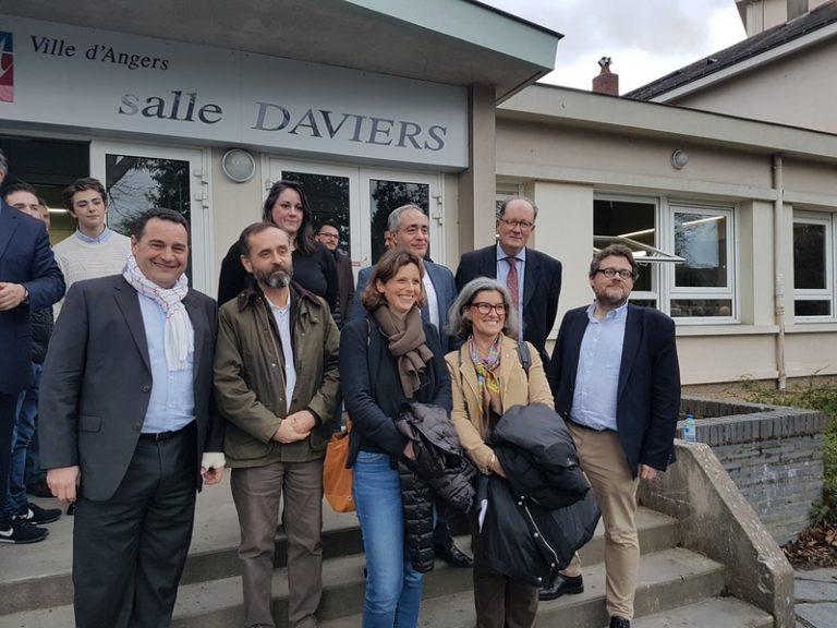 L'Appel d'Angers pour l'union à droite : la liste à jour des signataires ( des élus Bretons l'ont signé)