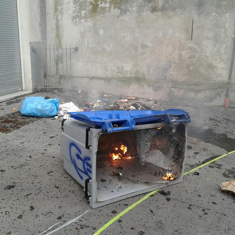 Affrontements à Notre-Dame-des-Landes durant l'évacuation de la ZAD