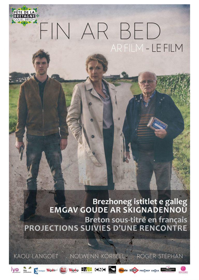 La série en langue bretonne Fin ar Bed adaptée au cinéma