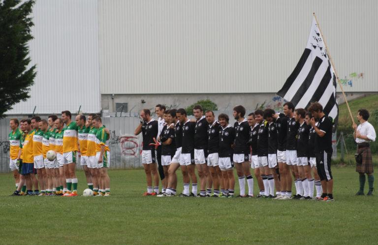La finale de la coupe de Bretagne de football gaélique, c'est samedi à Nantes