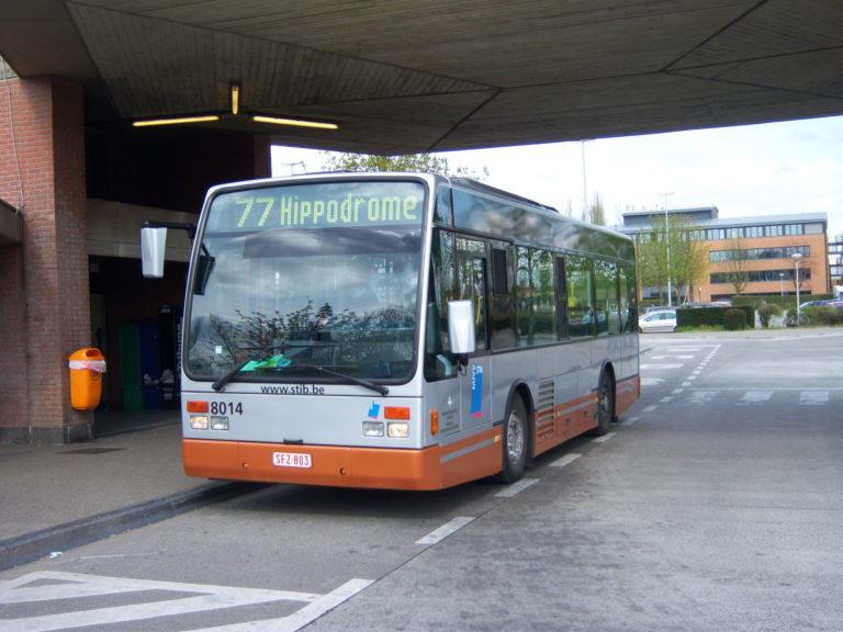 Bruxelles. Des contrôleurs de bus agressés par des «jeunes»
