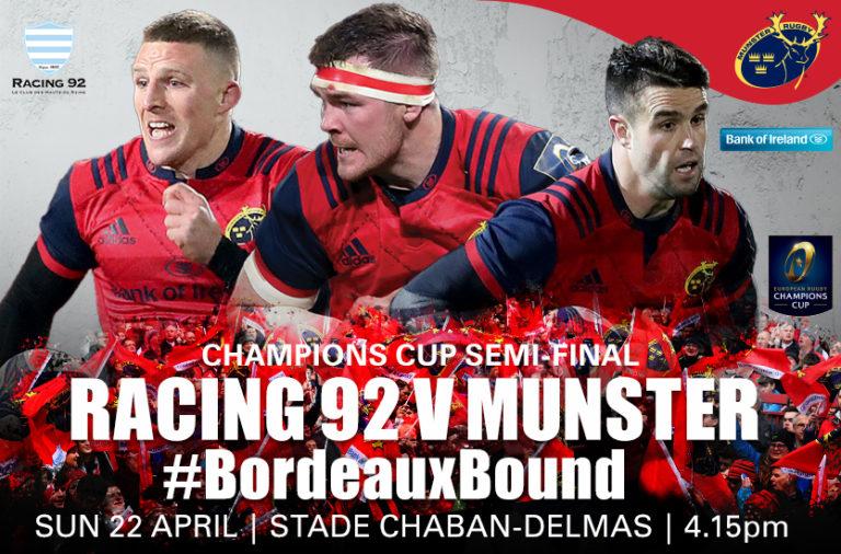 Champions Cup, Challenge cup : place aux demi-finales (Analyse et Pronostic)