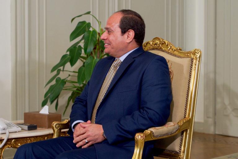 Égypte : Al-Sissi président. Encore une odeur de gaz.