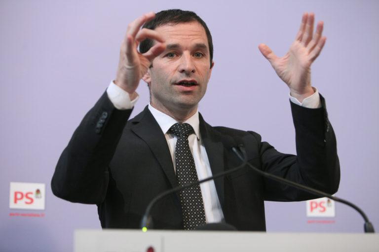Benoît Hamon découvre les « territoires »